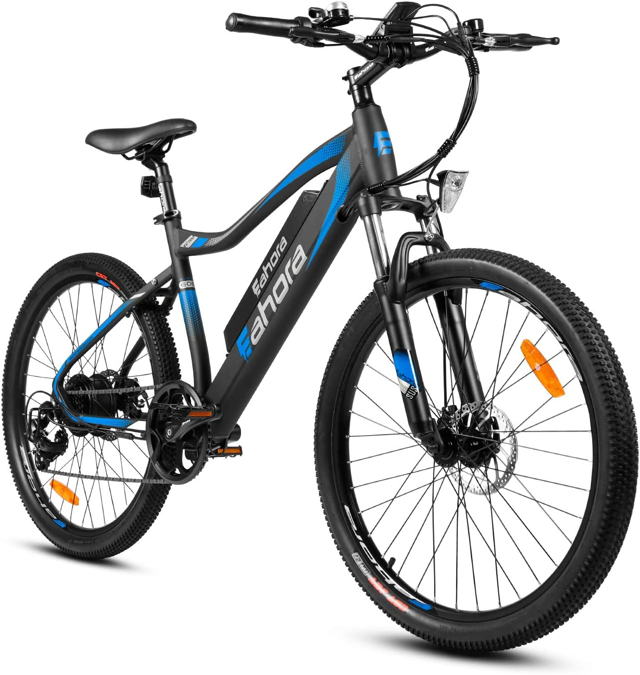 Eahora XC100 26 Inch Electric Mountain Bicycle 7