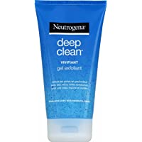 Neutrogena - Deep Clean Gel Exfoliant Vivifiant - Tube 150 ml