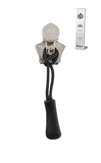munkees FixnZip Silver Medium Reissverschluss Reparaturset 7061 NEU