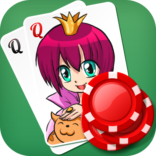 Anime Poker Deluxe (Top Anime For Adults)