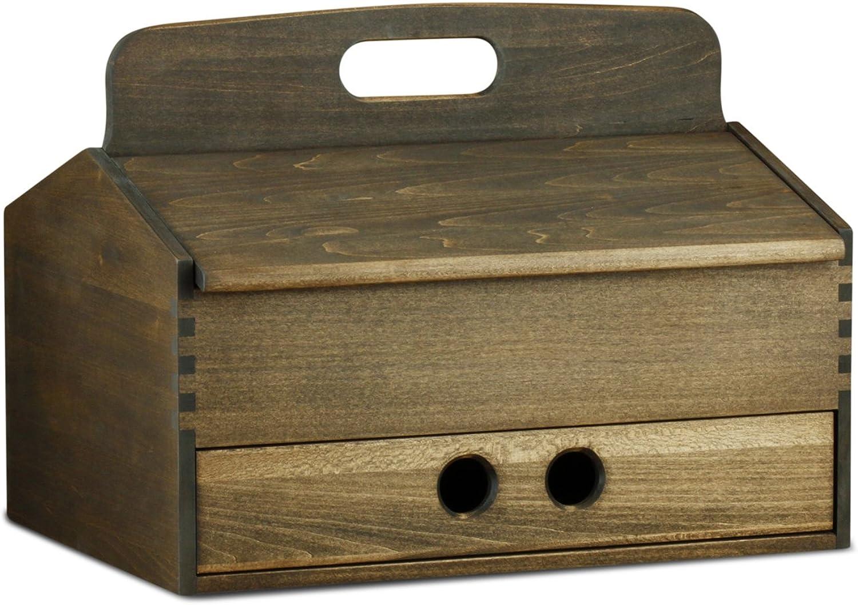 Langer & Messmer Caja de madera
