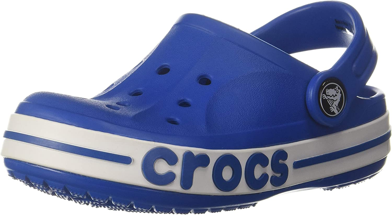 Amazon.com | Crocs Kids' Bayaband Clog