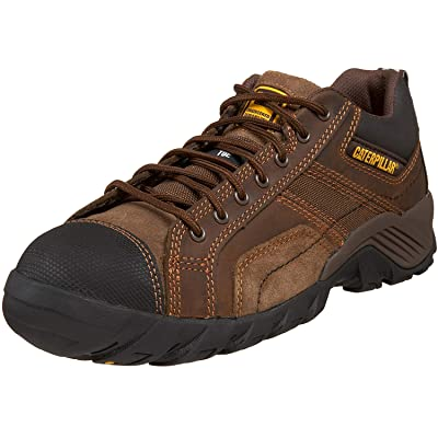 Caterpillar Men's Argon Comp Toe Lace-Up Work Boot: Shoes