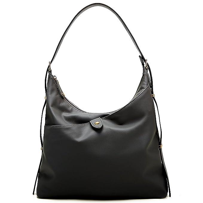 Amazon.com: Ecosusi para mujer bolsas de hombro Hobo bolsos ...