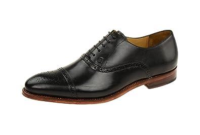 Gordon   Bros Herrenschuhe Fabien 4561 Klassischer rahmengenähter Herren  Business Schnürhalbschuh mit Oxford Schnürung, Verzierte 7b7cd6daca