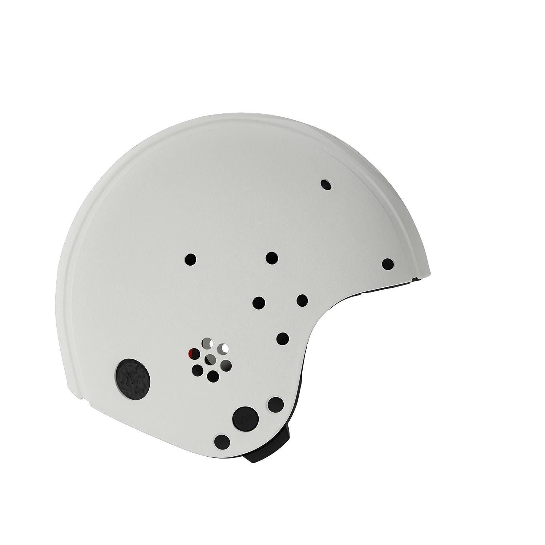 Egg 12031 Helm small-White - Universal-Multisport, transparent, weiß weiß Pamper24 GmbH & Co. KG