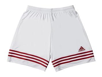 release date: dcc9b 01417 Adidas Entrada 14 Sho Short Homme, BlancRouge, FR  XXXL (Taille
