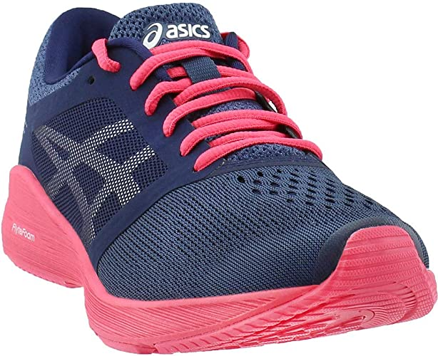 Details about Asics RoadHawk FF Womens Running Shoes Pink show original title
