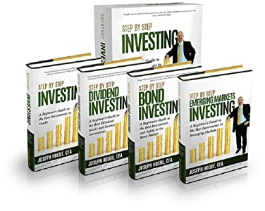 Step by Step Investing Bundle (4-Book Set): Your Complete Investing Strategy for Stocks and Bonds in Four Investing Books