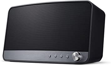 MRX-3 Wireless Streaming Speaker with Wi-Fi and Bluetooth Pioneer Black