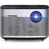 """XGIMI H1 Proyector (Cine en Casa, Función 3D, 1080P, TV sin Pantalla, 900ANSI lúmenes, LED 300"""", WiFi, Android OS, Bluetooth, Harman Kardon Sonido Estéreo)"""