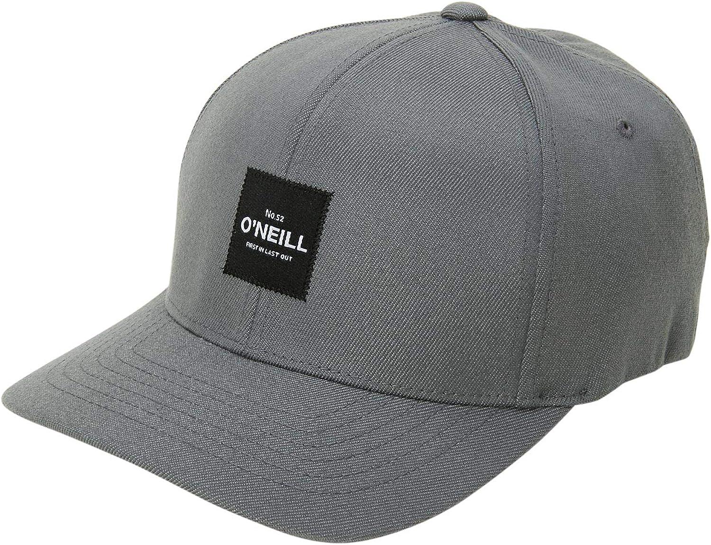 ONEILL Flexfit Gorra de algodón con Logo para Hombre - Negro ...