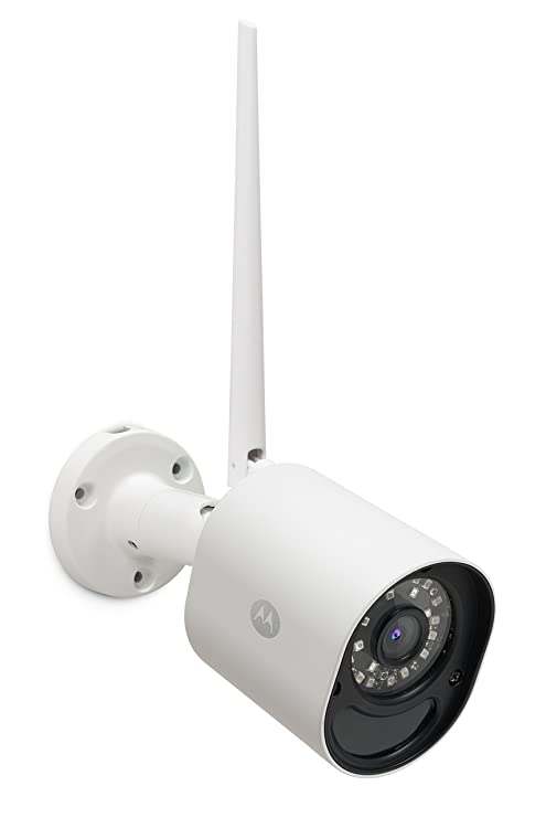 Motorola Focus 72 Outdoor Cámara de vigilancia Inalámbrico exterior Wi-Fi con visión nocturna Infrarrojo