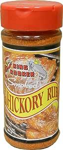 King Kooker 00028 Smoked Hickory Rub