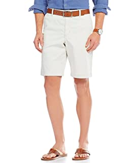 26c50ac069 Tommy Bahama Men's Boracay Flat-Front 10-Inch Shorts, Bleached Sand