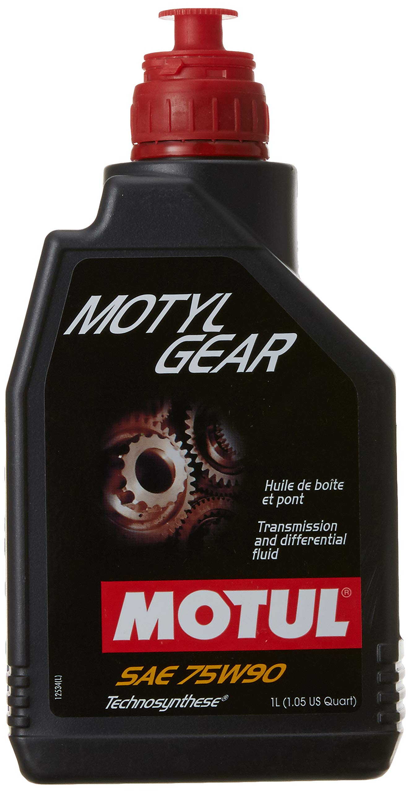 Motul Motylgear 75W-90 Technosynthese Differential Lubricant (1 L) product image