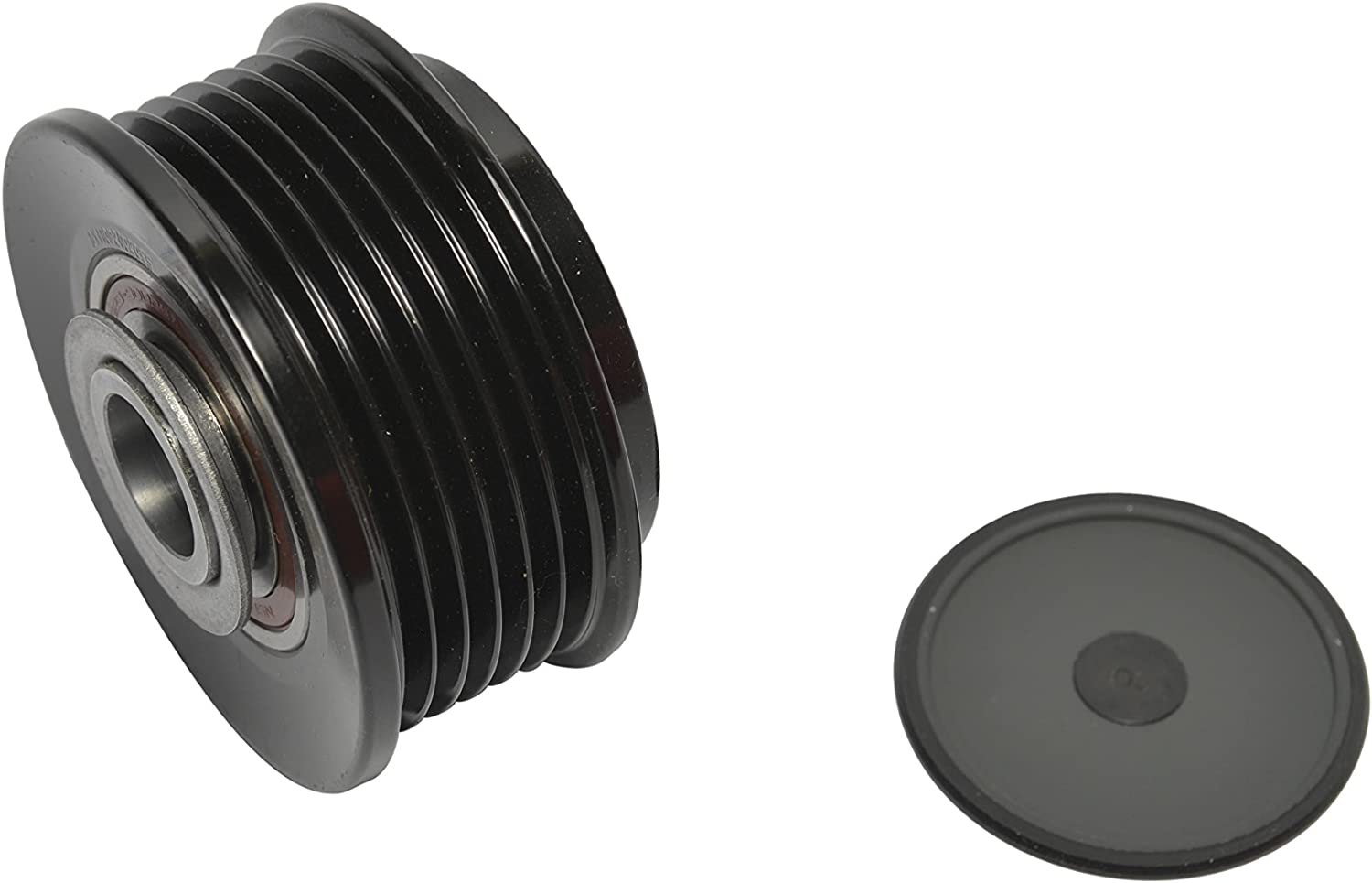 Continental Elite 49936 Overrunning Alternator Decoupler Pulley