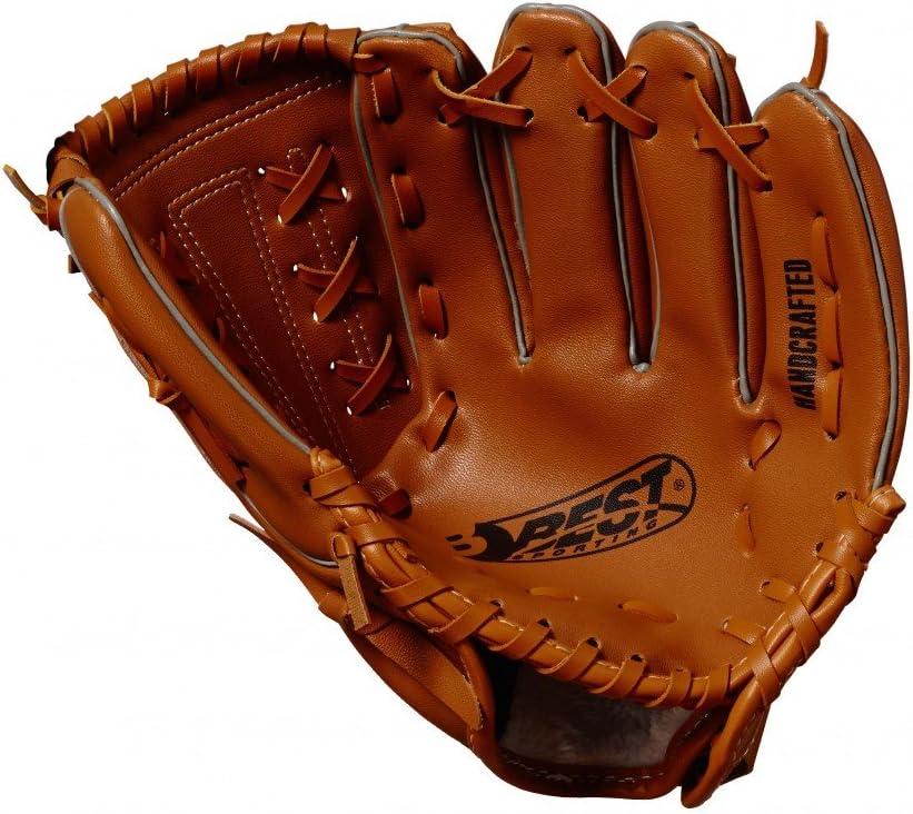 Softball Kunstleder Baseball Handschuh Ball Kinder Baseballhandschuh inkl