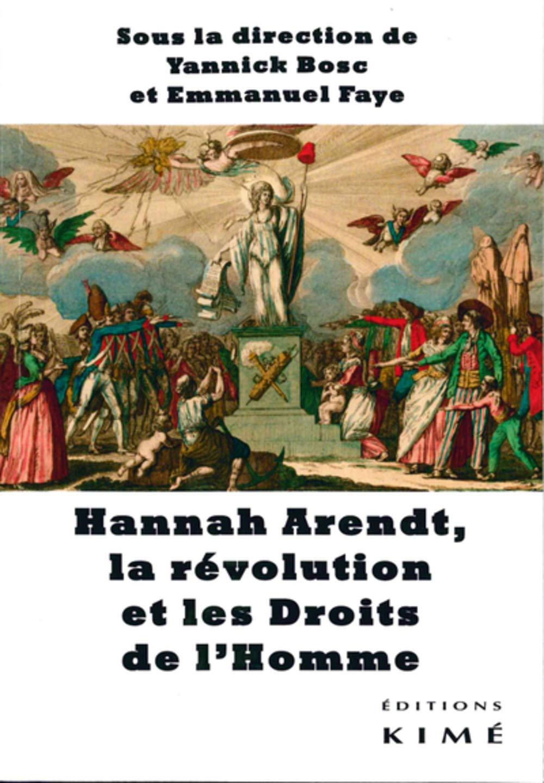 Amazon.it: Hannah Arendt, la révolution et les Droits de l'Homme ...