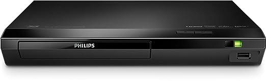 9 opinioni per Philips BDP2590B Lettore Blu Ray Disc/DVD, HDMI, Upscaler, 1080p, DivX Plus HD,