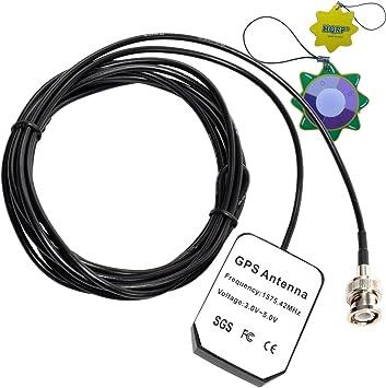 HQRP Antena Externa GPS para Garmin GPSMAP 176 / 176C / 178C ...