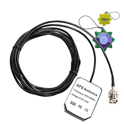 HQRP antena externa GPS para Garmin GPSMAP 176 / 176C / 178C Sounder / 180 /