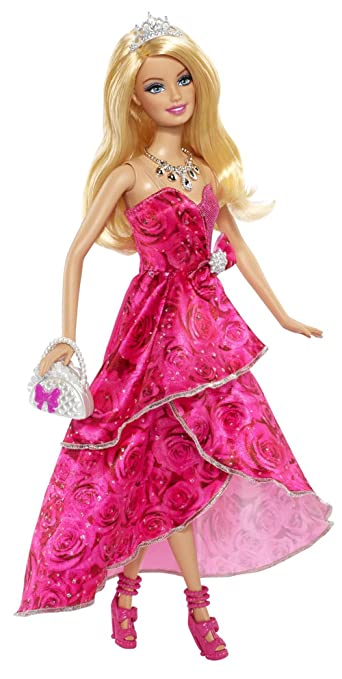 barbie doll. Buy Barbie Doll Happy Birthday Princess - Pack Of 1, F Online At Low Prices In India Amazon.in I