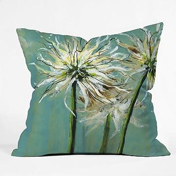 60 x 80 Deny Designs Land Of Lulu Alaska Flowers Fleece Throw Blanket