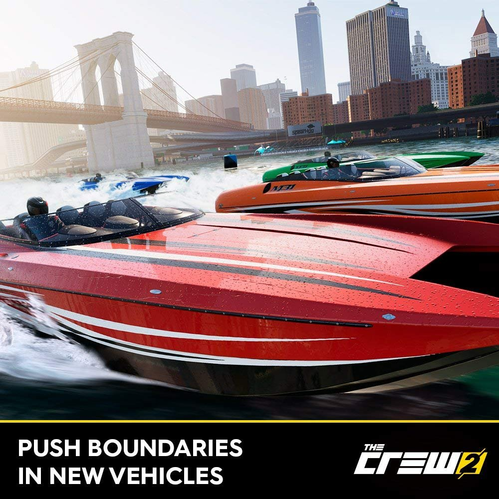 The Crew 2 GOLD Edition - Xbox One [Digital Code] by Ubisoft (Image #6)