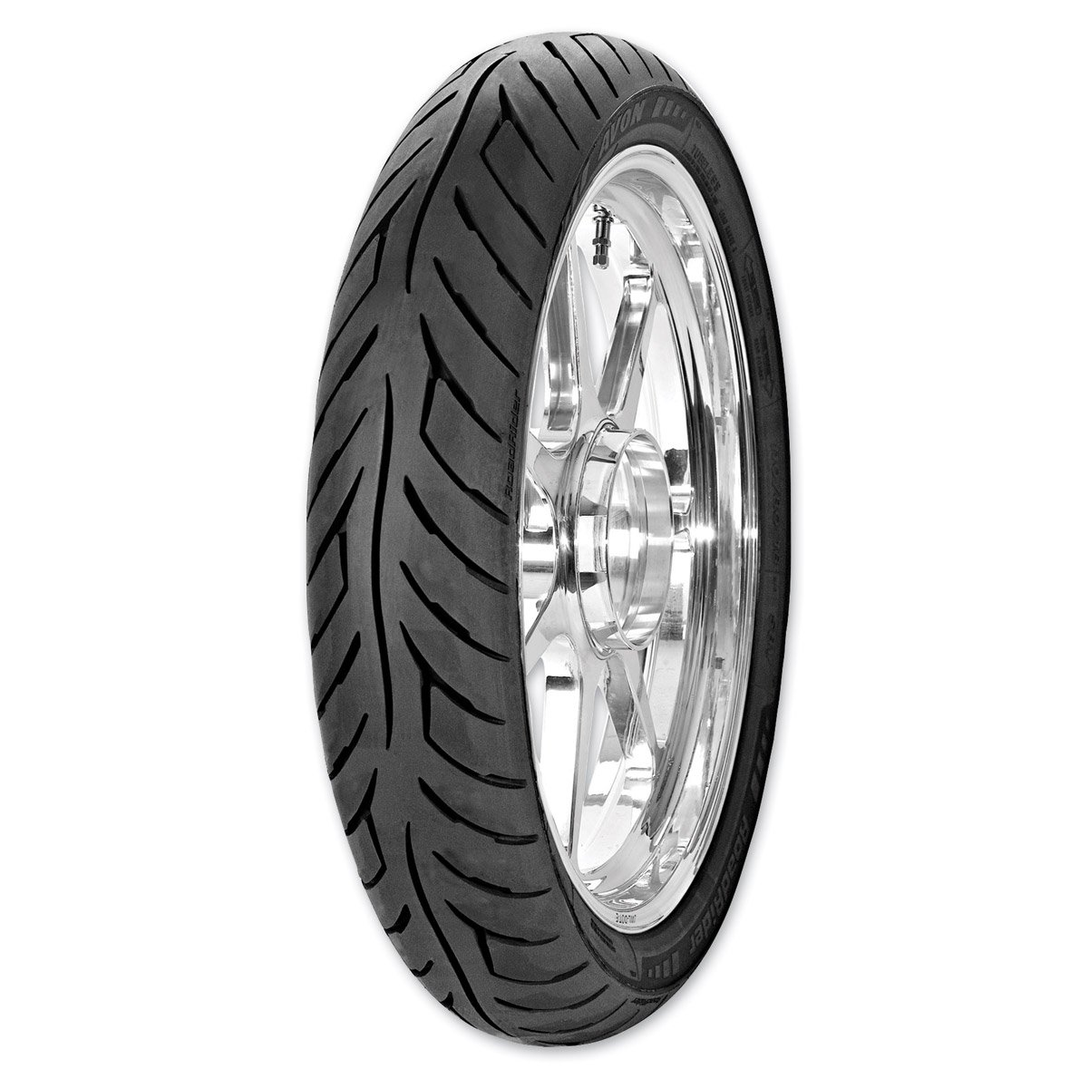 Avon AM26 Roadrider 3.25-19 Front/Rear Tire 2267513 by Avon (Image #1)
