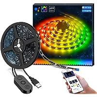 Minger DreamColor 6.6FT/2M 5V USB LED Strip Lights