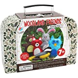 CraftLab Woodland Animals Kids Sewing Craft Kit, Educational Arts & Craft Gift for Boys and Girls Ages 8 to 12