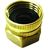 Sun Joe SPX-BSC Dual Swivel Brass Connector, 3/4-Inch by 3/4-Inch