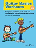 Guitar Basics Workouts with Free Audio CD