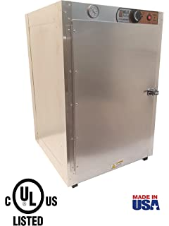HeatMax Commercial 19x19x29 Hot Box Food Warmer, Pizza Warmer, Catering Hot  Food Warmer,