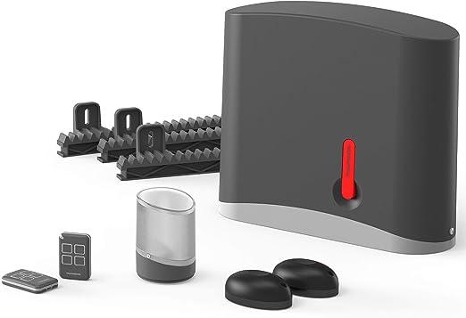 Thomson 510063 SWIP200-CONNECT - Motorización conectada para puerta corredera, color gris: Amazon.es: Bricolaje y herramientas