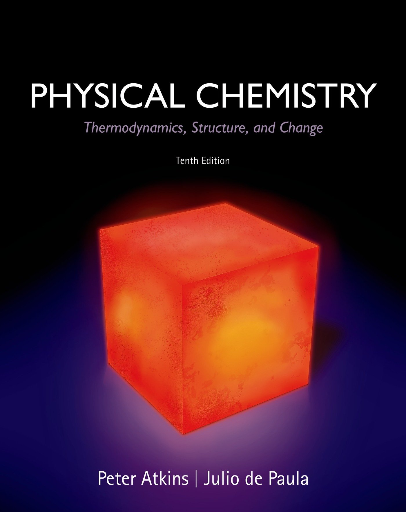 Buy Physical Chemistry: Thermodynamics, Structure, and Change Book Online  at Low Prices in India   Physical Chemistry: Thermodynamics, Structure, ...