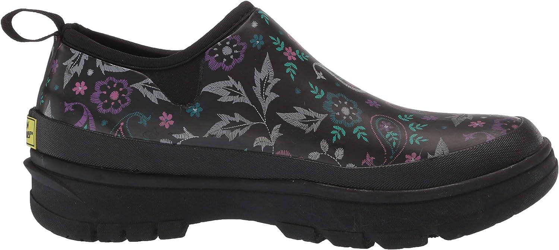 Western Chief Womens Waterproof Neoprene Garden Shoes with Memory Foam Insole Rain