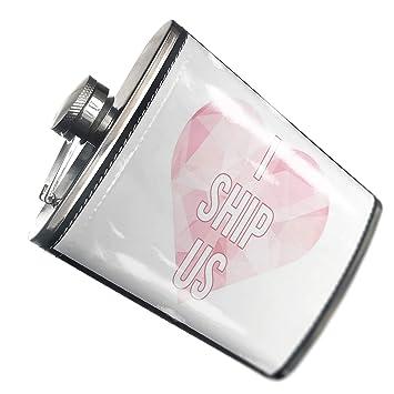 Llavero I Nos barco luz de día de San Valentín Rosa Corazón ...