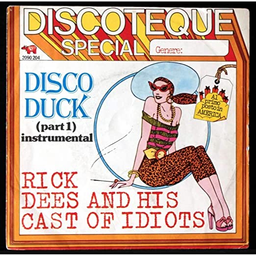 Rick Dees and His Cast Of Idiots - Disco Duck (Part 1)