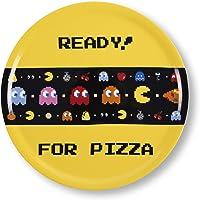 Excelsa Pacman - Plato para pizza, 31 cm