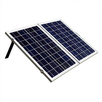 Flexibles Solarmodul Mit Rahmen 160 W Solarpanel Photovoltaik 12v Camping Boot Photovoltaik-hausanlagen