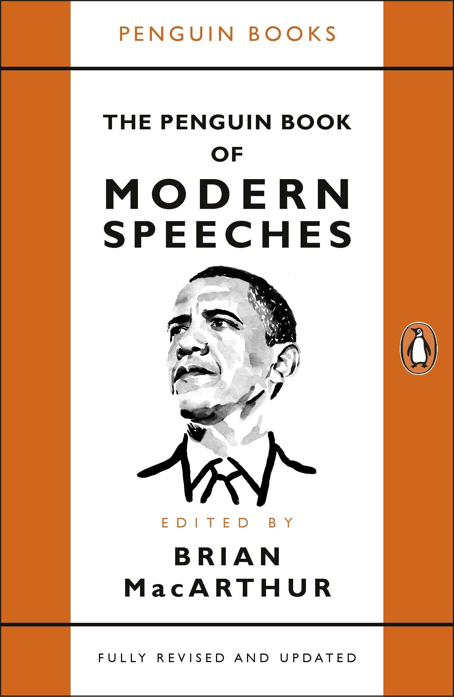 The Penguin Book of Modern Speeches Paperback – 5 Oct 2017