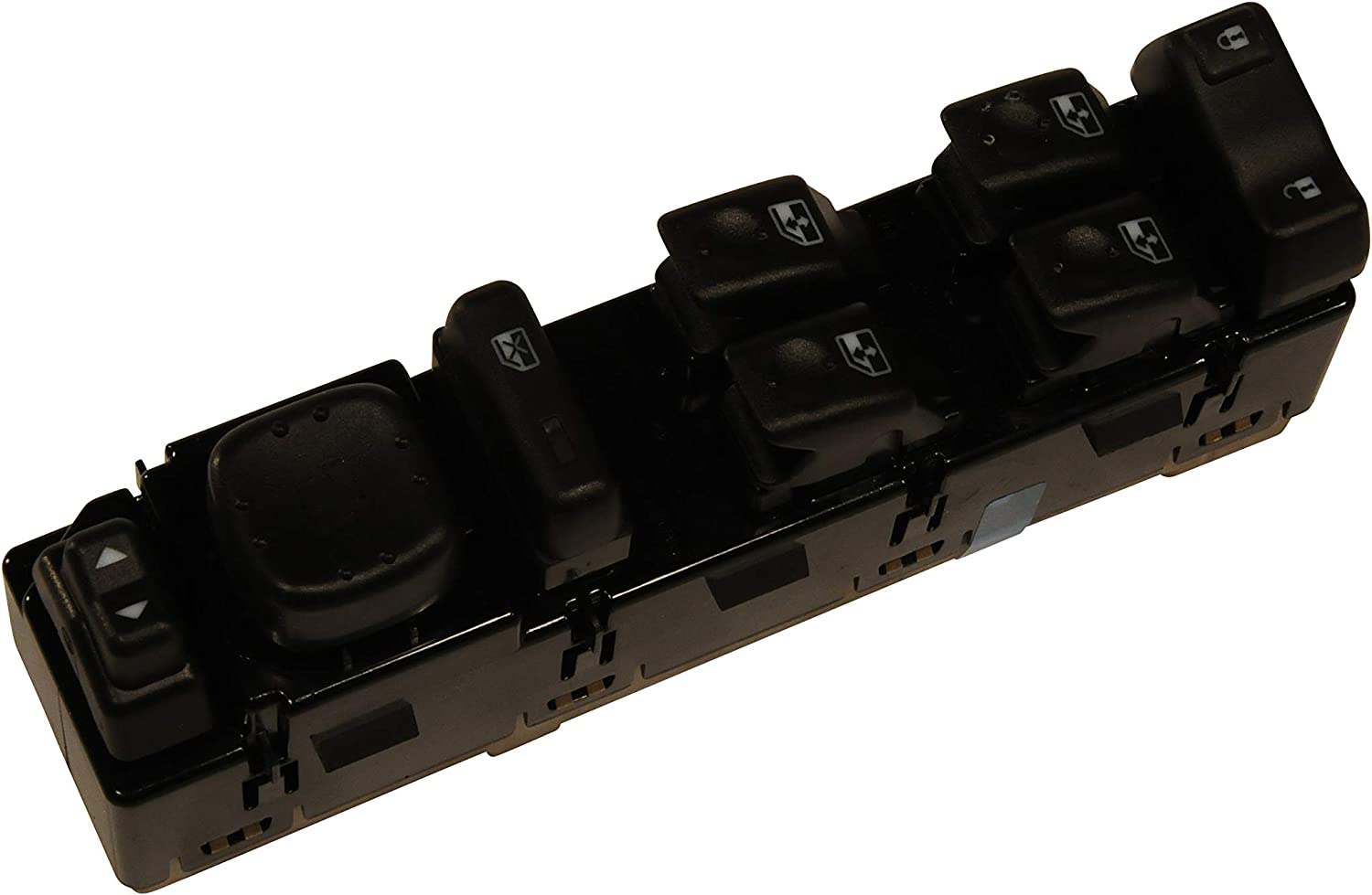 Acdelco 15883319 Gm Original Equipment From Door Lock And Side Window Switch With Mirror Switch Module Auto