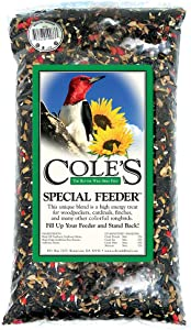 Cole's SF05 Special Feeder Bird Seed, 5-Pound