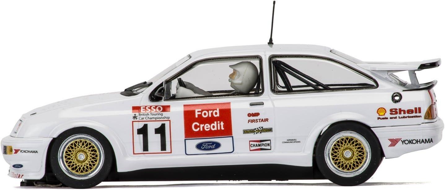 Scalextric C3781 BTCC Ford Sierra RS500 Robb Gravett Marcas Hatch 1990 Coche
