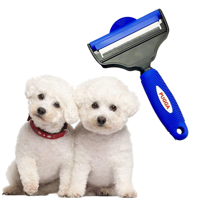 Beetest Cepillo Perro, Peine Perro, Doble Lados Pet Grooming ...