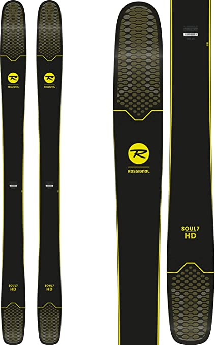 2018 Rossignol Soul 7 HD Ski Review: Now With Air Tip 2.0