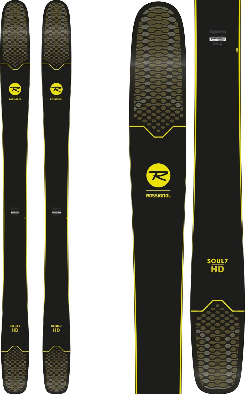 Rossignol Soul 7 HD Skis Mens Sz 188cm by Rossignol