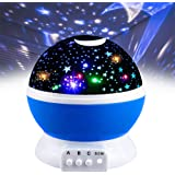 Ouwen Rotating Night Light for Kids-Best Gifts